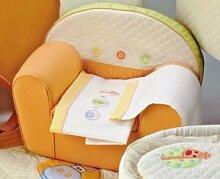 Sessel mit Tasche Giraffe boutie Orange