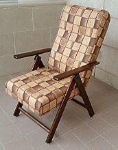 Sessel Molisana verschiedenen Farben Relax 4Positionen Stuhl Sofa Sofa Kissen gefüllt mit Verlängerung Fußstütze MAMBA