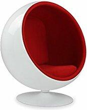 Sessel Stuhl Replika Ball Chair Eero Aarnio Armlehnenstuhl Designer Vetrostyle ro