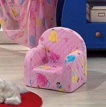 Sessel Stuhl Sessel Disney Princess Prinzessinnen rosa C142