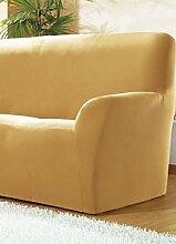 Sessel- und Sofabezüge, verschiedene Ausführungen, Größe 101 ( Sessel-Bezug ), Natur