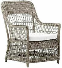 Sessel: Wetterfeste Gartenmöbel im britischen