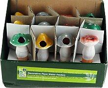 Set 12Pilz Topf Pflanze Wasser Anleger–Bulk kaufen Großhandel Wer