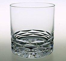 Set 6 Kristall Whiskygläser Kristallgläser