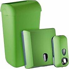 Set Angebot Marplast Colored Edition - Soft Touch - MP 706-714-742 - Grün