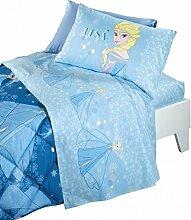Set Bettwäsche Frozen Elsa von Caleffi für