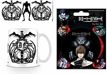 Set: Death Note, Shinigami, Totenkopf Weg