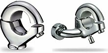 Set Design Armatur und Wannenarmatur | Wasserhahn | Waschtisch | Bad