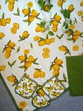 Set Frühstück mit Serviette Sonnenblume