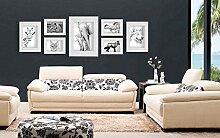 Set Home Decor Foto Bilderrahmen Wand Multi Bilder