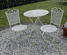 Set Lina 1 Tisch + 2 Stühle Stuhl: 39x51x91cm