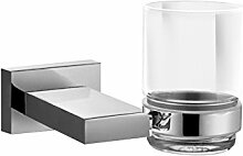 set Messing Becher Zahnbürstenhalter/Glaskrug-A