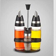 Set seasoning bottle Würze Flaschen, Glas Würzen