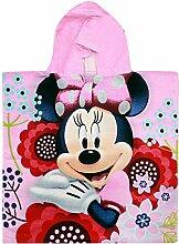 SETINO MIN-H-PONCHO-81 Disney Minnie Maus Kinder