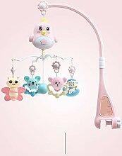 SETSCZY Baby Mobile für Kinderbett Krippe mit