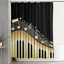 Setyserytu Duschvorhang,Shower Curtains Liner