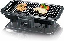 Severin Barbecue-Grill, 9745-000, 50,8 x 12,4 x 39,8 cm, schwarz, PG 9745, 2500 W (Zertifiziert und Generalüberholt)