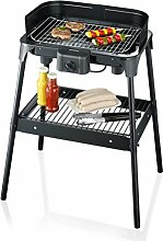 SEVERIN PG 2792 Barbecue-/Standgrill (2.500W,