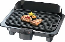 Severin PG 8512 Barbecue-Grill, schwarz