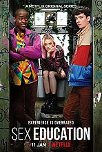 Sex Education Season 1 Poster auf