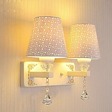 SEXY - Bedside LED Wandleuchte Weiß Schlafzimmer