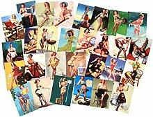 Sexy Girls Frauen Aufkleber Aufkleber Vinyl Kunst