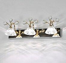 SF Moderne kreative Badezimmer Badezimmer Spiegel Kabinett Licht wasserdicht Make-up Lampe ...