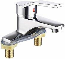 SGDBBR Doppelwaschbecken mit Warm- und