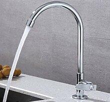 SGDBBR Küche Kupfer einzigen Wasserhahn