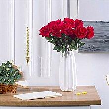 SGHTYJ Keramik Vase Wohntisch Blumengesteck