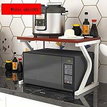 SGMYMX Mikrowellenofenregal Küchenregal,