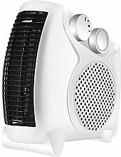 SGR SHOPS Mini Space Heater, 500 / 1000W Tragbare