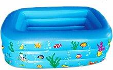 sgtrehyc Aufblasbare Badewanne Badewanne Pool für