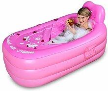 sgtrehyc Aufblasbare Badewanne für Erwachsene