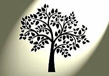 Shabby Chic Schablone Love Herz Apple Baum rustikal Mylar Vintage A4297x 210mm Wand Möbel Ar
