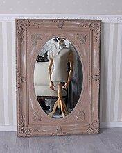 Shabby Chic Spiegel Puder Wandspiegel Rokoko