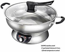 Shabu-shabu Elektrische Hot Pot Split Haushalt