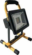 Shada 300165 Akku-LED-Strahler 10W IP65 700LM