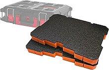 Shadow Foam Milwaukee Packout Werkzeugkoffer