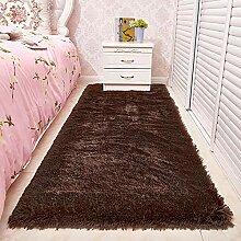 Shag Are Teppich für Wohnzimmer rutschfester