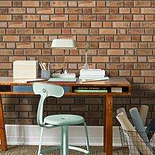 Shage Eine Rolle selbstklebende Fliese Art Wall