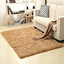 Shaggy Teppich Hochflor Antirutschmatte Teppiche