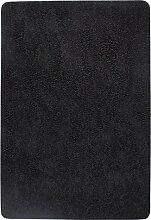 Shaggyteppich, Langflor, Hochflor, Teppichläufer, Brücke, Wohzimmer, Esszimmer, weicher Flor, uni-Farben, schadstofffrei, strapazierfähig, pflegeleicht, 100% Polypropylen, 133 cm x 190 cm