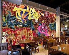 ShAH 3D Wallpaper Home Decoration Graffiti Wand