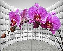 ShAH Benutzerdefinierte Foto Tapete Schmetterling