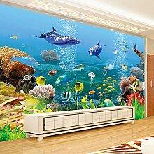 ShAH Benutzerdefinierte Wandbild Tapete Für