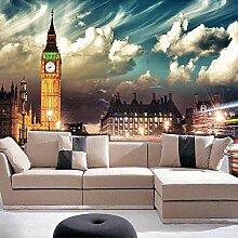 ShAH Benutzerdefinierte Wandbild Tapete London Big