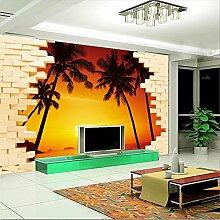ShAH Custom 3D Wallpaper Fantastische Meer Sunrise