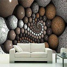 ShAH Custom 3D Wallpaper Kugeln Hintergrund