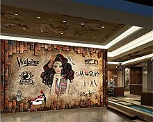 ShAH Custom 3D Wallpaper Nostalgischen Classic